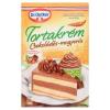 Dr. Oetker csokoládés-mogyorós tortakrém alappor 130 g