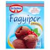 Dr. Oetker Fagyipor csokoládéízű 80 g