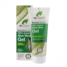 Dr.Organic bio aloe vera gél bőrápoló szer