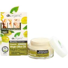 Dr. Organic Bio Oliva Intenzíven Hidratáló Éjszakai Krém 50 ml éjszakai arckrém