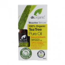 Dr.Organic bio teafa olaj bőrápoló szer