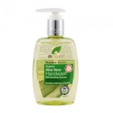 Dr. Organic Bioaktív Aloe vera folyékony kézmosó 250 ml tusfürdők