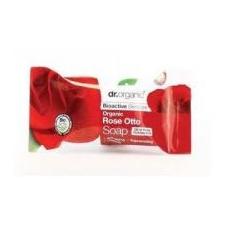 Dr. Organic Rózsa szappan /dr organic/ 100 g szappan