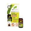 Dr. Organic Tea Tree Körömbőr ápoló olaj 10 ml női