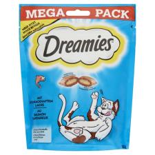 Dreamies Jutalomfalat Mega Lazac 180g jutalomfalat macskáknak