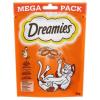 Dreamies kiegészítő állateledel felnőtt és junior macskák számára csirkével 180 g
