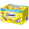 Dreamies Selection Box 4 x 30 g - 16 x 30 g