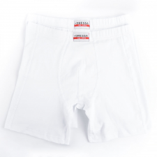 Dressa Dressa 142 hosszúszárú pamut boxeralsó - fehér - 2 db férfi alsó