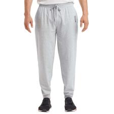 Dressa Jogger pamut férfi melegítő nadrág - világosszürke férfi nadrág