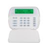 DSC WT5500PE1H1_433 2 utas vezeték nélküli, magyar nyelvű szöveges LCD kezelő, 2x16 karakteres kijelző, 5 funkciógomb, 3 forró gomb, beépített proximity olvasóval