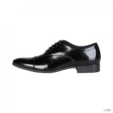 Duca di Morrone férfi alkalami cipő WILLIAM_fekete