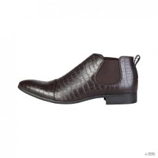 Duca di Morrone férfi boka csizma cipő JONES_barna