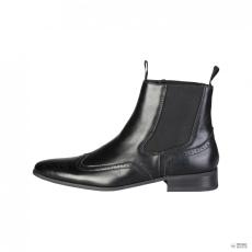 Duca di Morrone férfi boka csizma cipő RUDOLPH_fekete