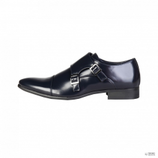 Duca di Morrone férfi Flat Cipő JAMES_NAVY