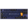 Ducky ONE 2 TKL Horizon PBT Gamer Billentyűzet, MX-Black - Kék