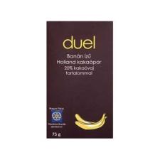DUEL HOLLAND KAKAÓPOR BANÁN ÍZŰ 75 G, 75 G csokoládé és édesség