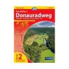 Duna menti kerékpárút térkép 2 / Donauradweg 2 Eurovelo 6 / BVA