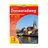 Duna menti kerékpárút térkép 3 / Donauradweg 3 Eurovelo 6 / BVA