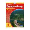 Duna menti kerékpárút térkép 6 / Donauradweg 6 Eurovelo 6 / BVA