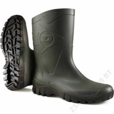 Dunlop DEE k580011 rövidszárú zöld pvc csizma -40