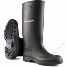Dunlop Pricemastor 380PP fekete pvc csizma -49