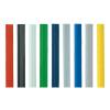 DURABLE Iratsín -2913/01- 6mm, maximum 60 laphoz fekete 100db/dob DURABLE