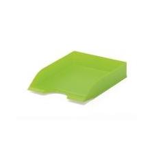"DURABLE Irattálca, műanyag, DURABLE, ""Basic"", zöld irattálca"