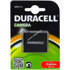 DURACELL akku Canon IXY 90F (Prémium termék) digitális fényképező akkumulátor