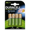 DURACELL Duralock Recharge Ultra LR6 4db/csom.