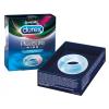 Durex Durex Pleasure Ring - péniszgyűrű (áttetsző)