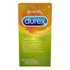 Durex Durex Tickle Me - bordázott óvszer (12db)