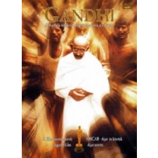 Dvd Gandhi (DVD) ismeretterjesztő