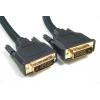 DVI - DVI kábel 5m dual-link M-M