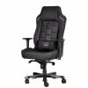 DXRacer Classic Fekete Gamer szék  (OH/CE120/N)