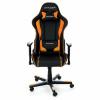 DXRacer Formula Gamer szék - Fekete-Narancs (OH/FL08/NO)