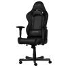 DXRacer Racing Fekete Gamer szék