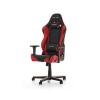 DXRacer Racing Fekete/Piros Gamer szék