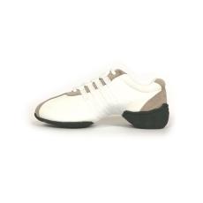 DYD-SN001 tánc-sneaker fehér-bézs színben - tánccipő - gyakorlócipő