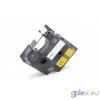 DYMO 18490 ID1 nylon 12mm*3.5m sárga alapon fekete RHINO ipari feliratozószalag kazetta