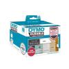 DYMO Etikett, LW nyomtatóhoz, 25x25 mm, 1700 db etikett, DYMO