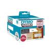 DYMO Etikett, LW nyomtatóhoz, 25x89 mm, 700 db etikett, DYMO