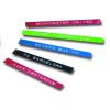 DYMO Műanyag szalag -S0898150-3D- 9mm x 3m kézi betűny géphez PIROS D