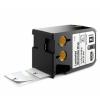 Dymo XTL 1868707, 38mm x 21mm, 250db, fekete nyomtatás / fehér alapon, eredeti szalag