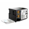 Dymo XTL 1868710, 51mm x 21mm, 250db, fekete nyomtatás / fehér alapon, eredeti szalag