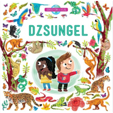 - DZSUNGEL - KÖRÜLÖTTÜNK A VILÁG idegen nyelvű könyv