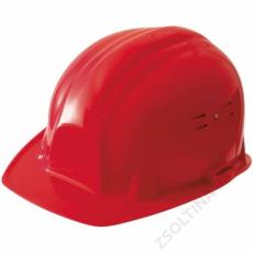 Earline® OPUS építési sisak, piros