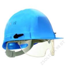 Earline® VISIOCEANIC sisak, integrált szemüveggel, kék