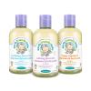 Earth Friendly Baby Sampon és tusfürdő, organikus, különböző illatokban, 250 ml, Earth Friendly Baby