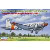 Eastern Express Douglas R4D-8 / C-117D American military transport aircraft repülőgép makett Eastern express EE14478