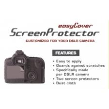 Easy Cover LCD védőfólia 2db -os Canon EOS 6D fényképező tartozék
